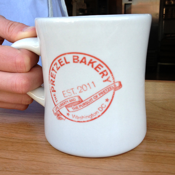 Diner-Style Mug
