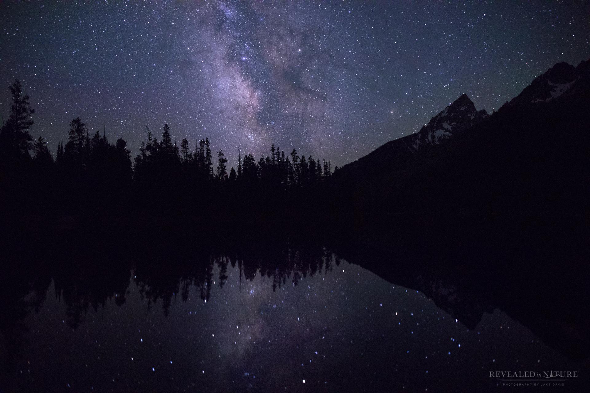 Milky Way in Grand Teton