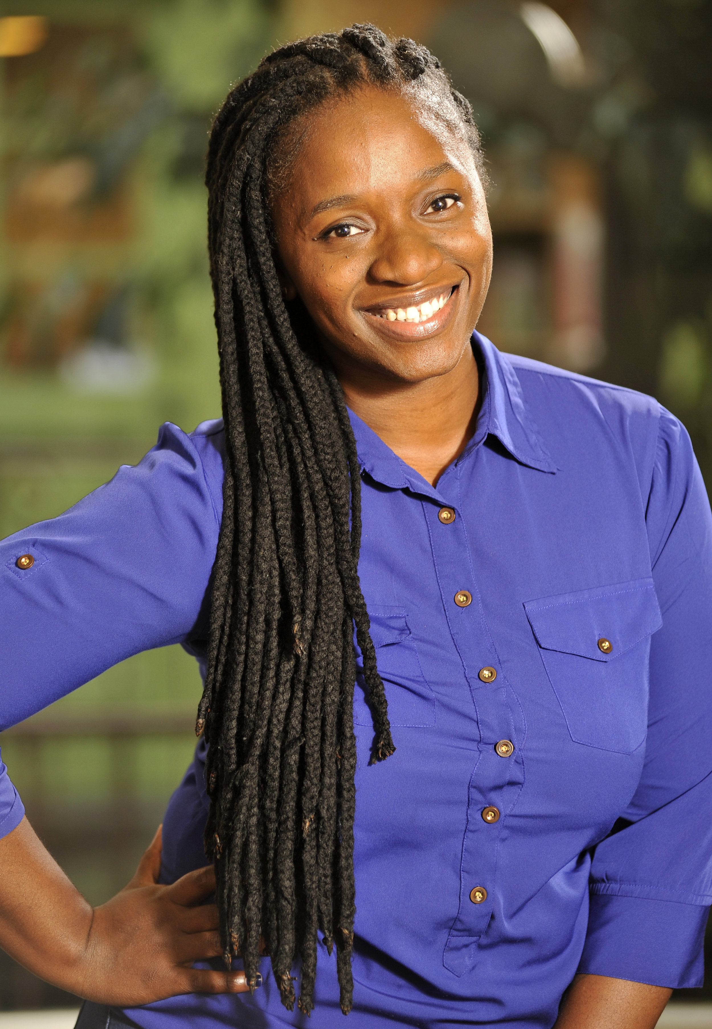 Ciera ThorntonProgram Coordinator - ciera@imaginela.org
