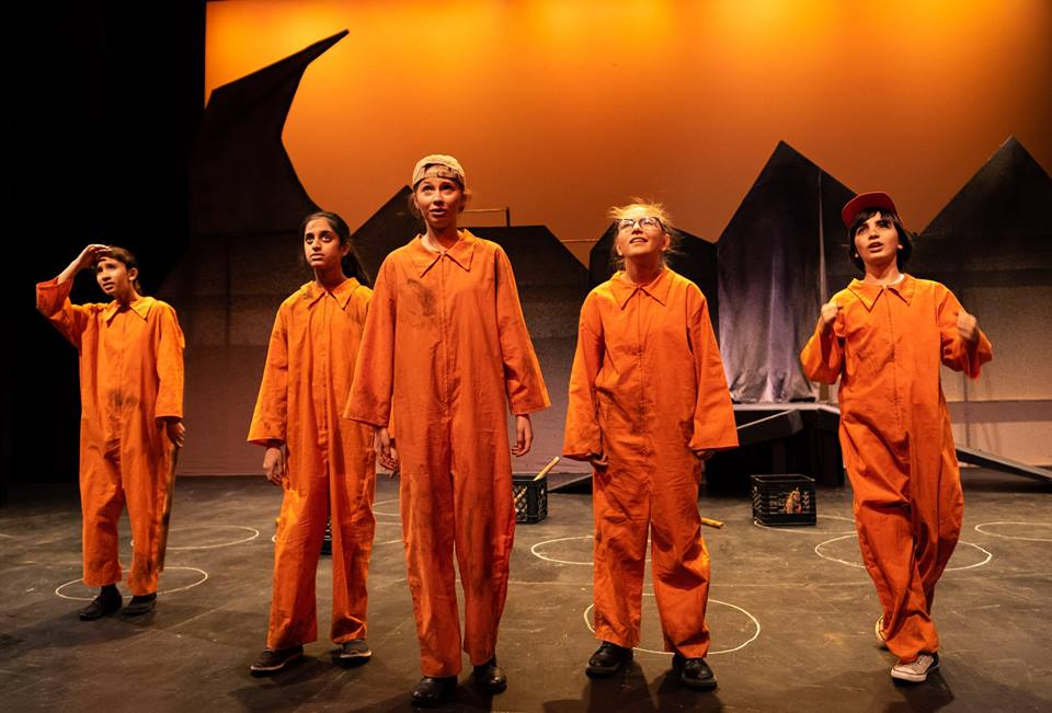 """Holes"" // Watertown Children's Theatre"