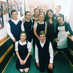 """""""Sound of Music"""" // Brimmer & May School"""