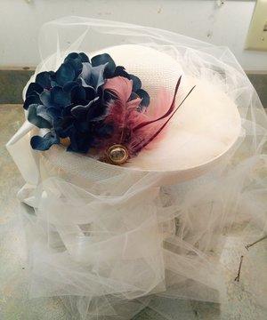 "Edwardian Hat ,""Titanic the Musical"" // Stoneham Theatre"