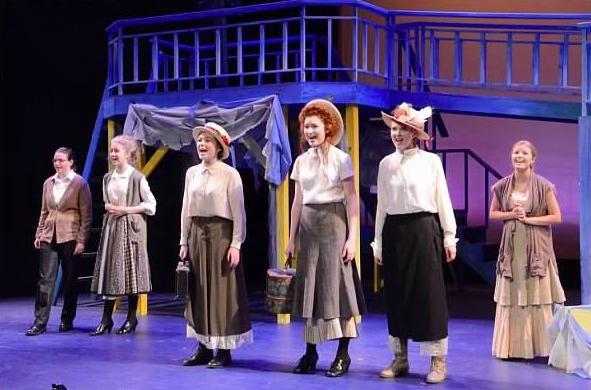 """""""Titanic the Musical"""" // Stoneham Theatre"""