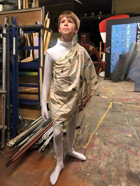 Poppins Jr. Fittings // Watertown Children's Theatre