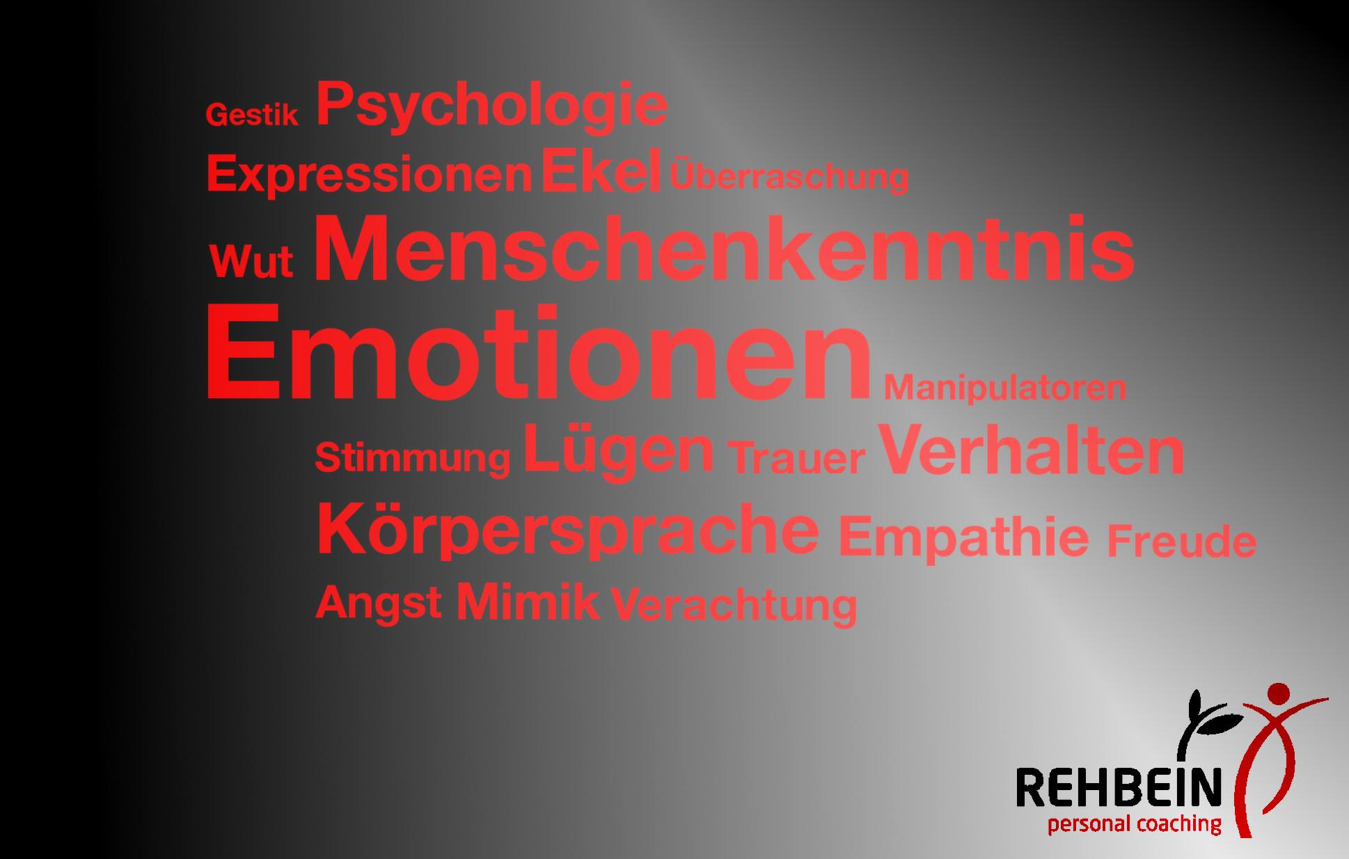 Emotionale Mimik