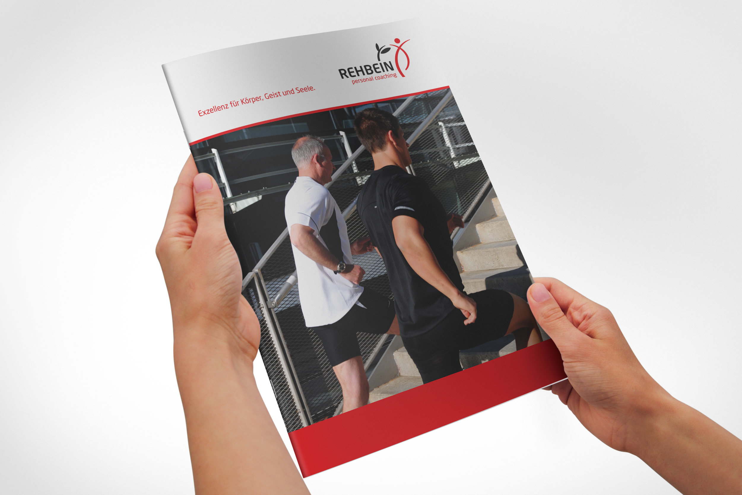 Rehbein personal coaching Kompetenzbroschüre