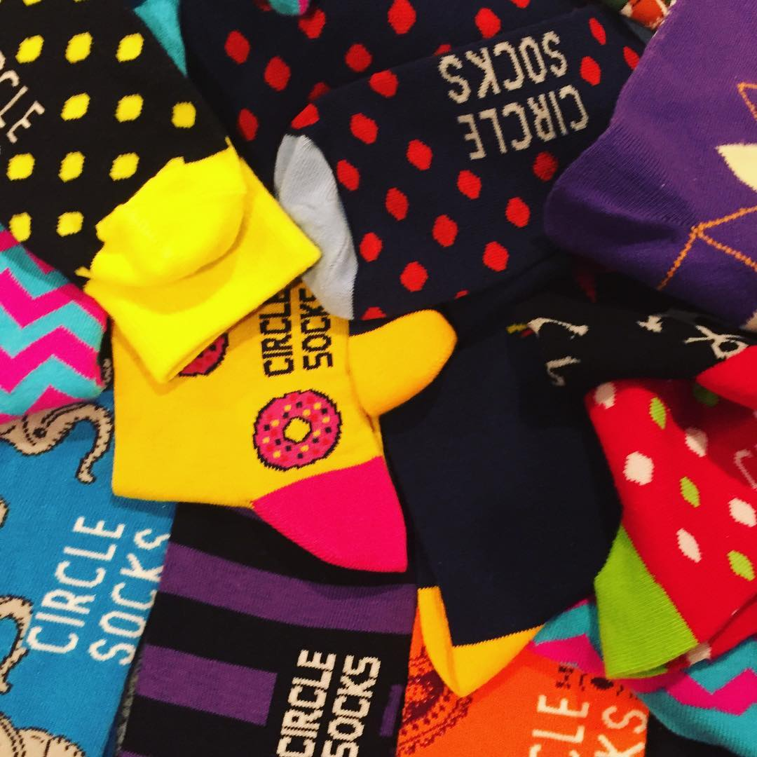Custom Socks! - We also do custom orders. Contact us for more information!