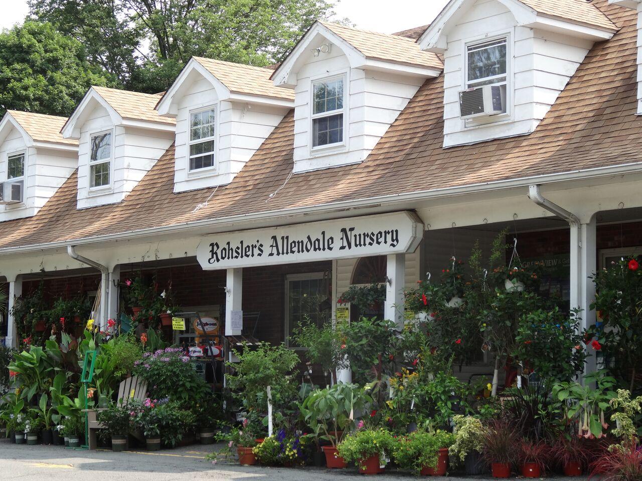 Rohsler's Allendale Nursery in Allendale, New Jersey