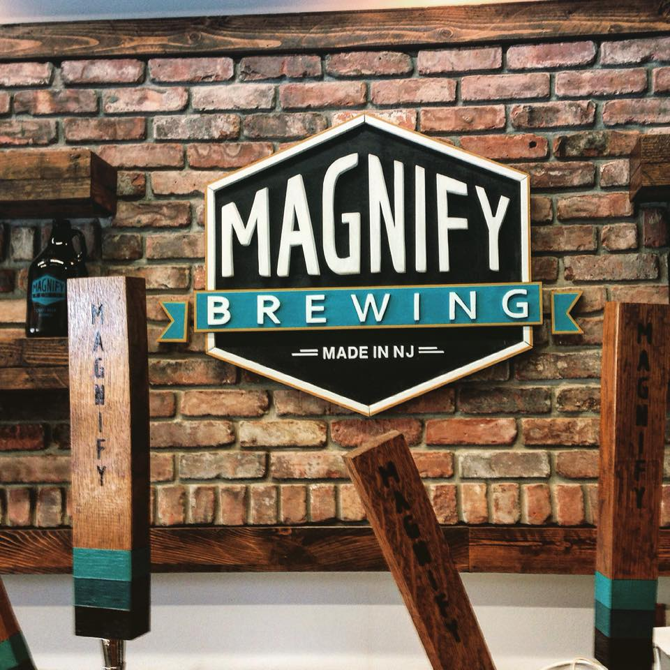 Magnify Brewing Co. in Fairfield, New Jersey