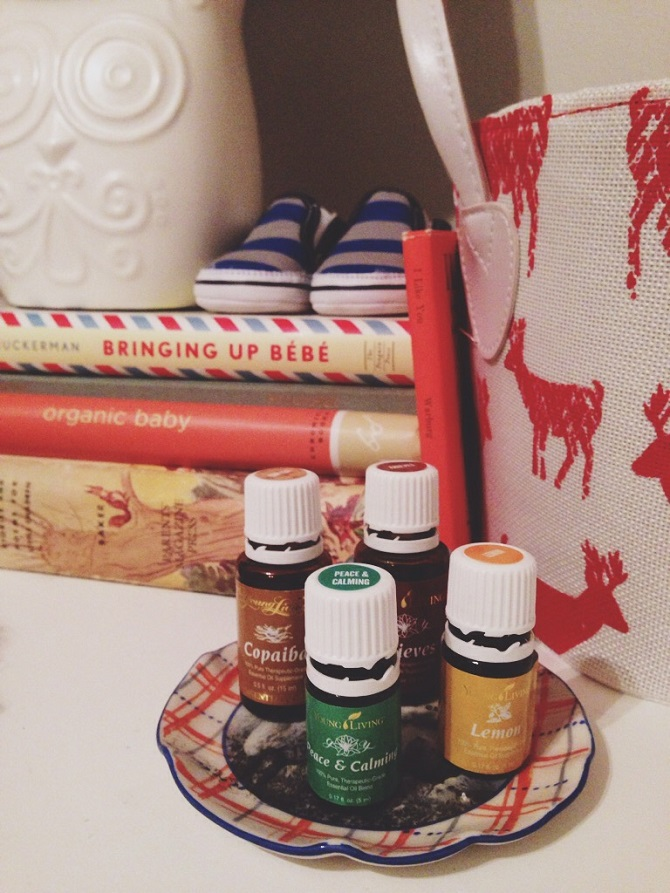 I love being able to naturally treat the aches and obstaclesof childhood.From teething to fussiness to coughs and boosting our immune systems, essential oils have been so life changing for us.