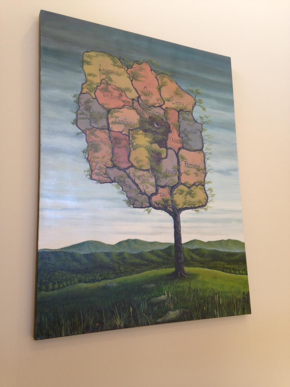 Onondaga Symbolic Treee
