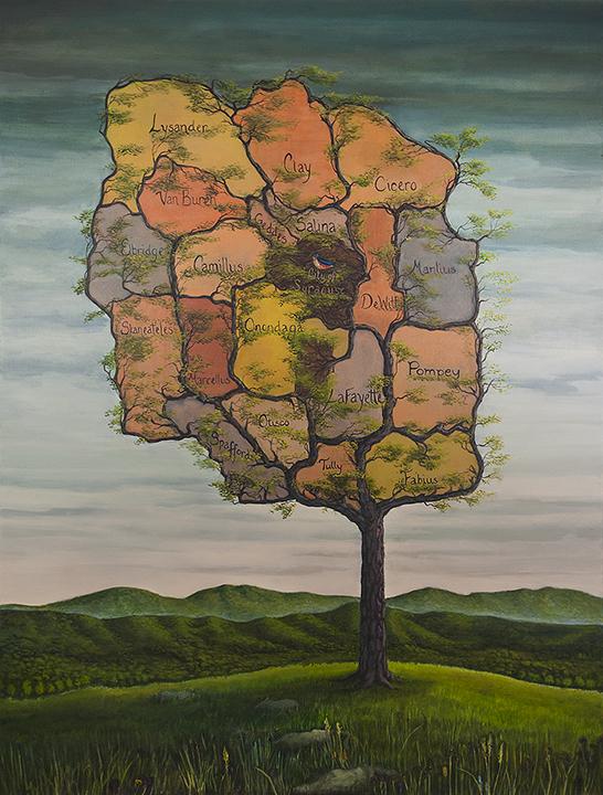 Onondaga Symbolic Tree