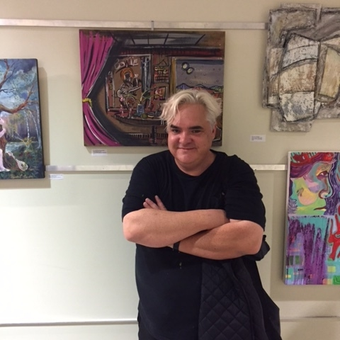 Curator, Steve Nyland