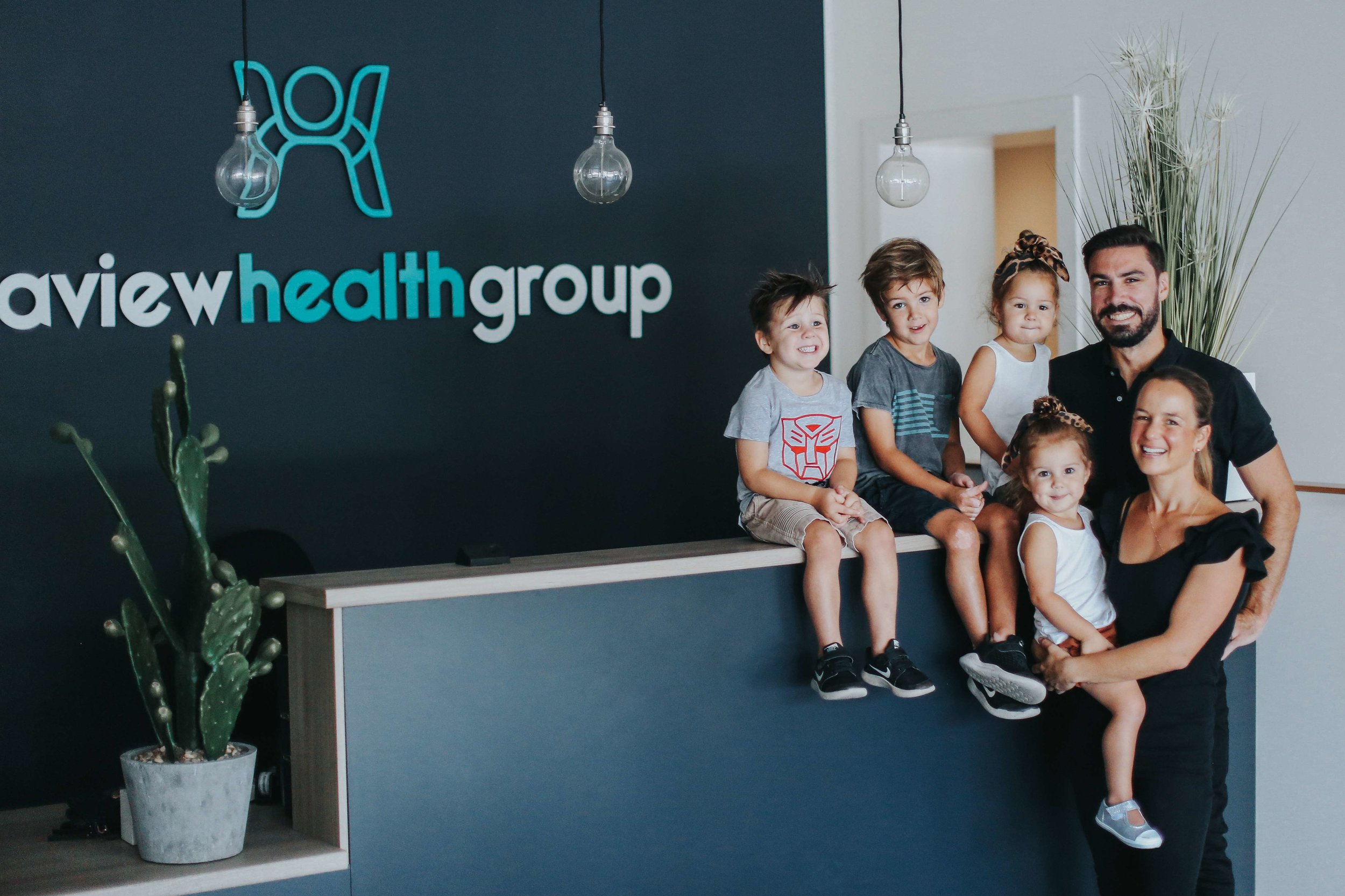Family health practice with a Bayside community feel