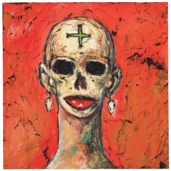 Sister Cilice (short story artwork by Clive Barker)