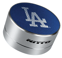 Dodgers Bluetooth Speaker... this could be yours!