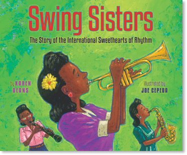 Click to learn more about Swing Sisters!