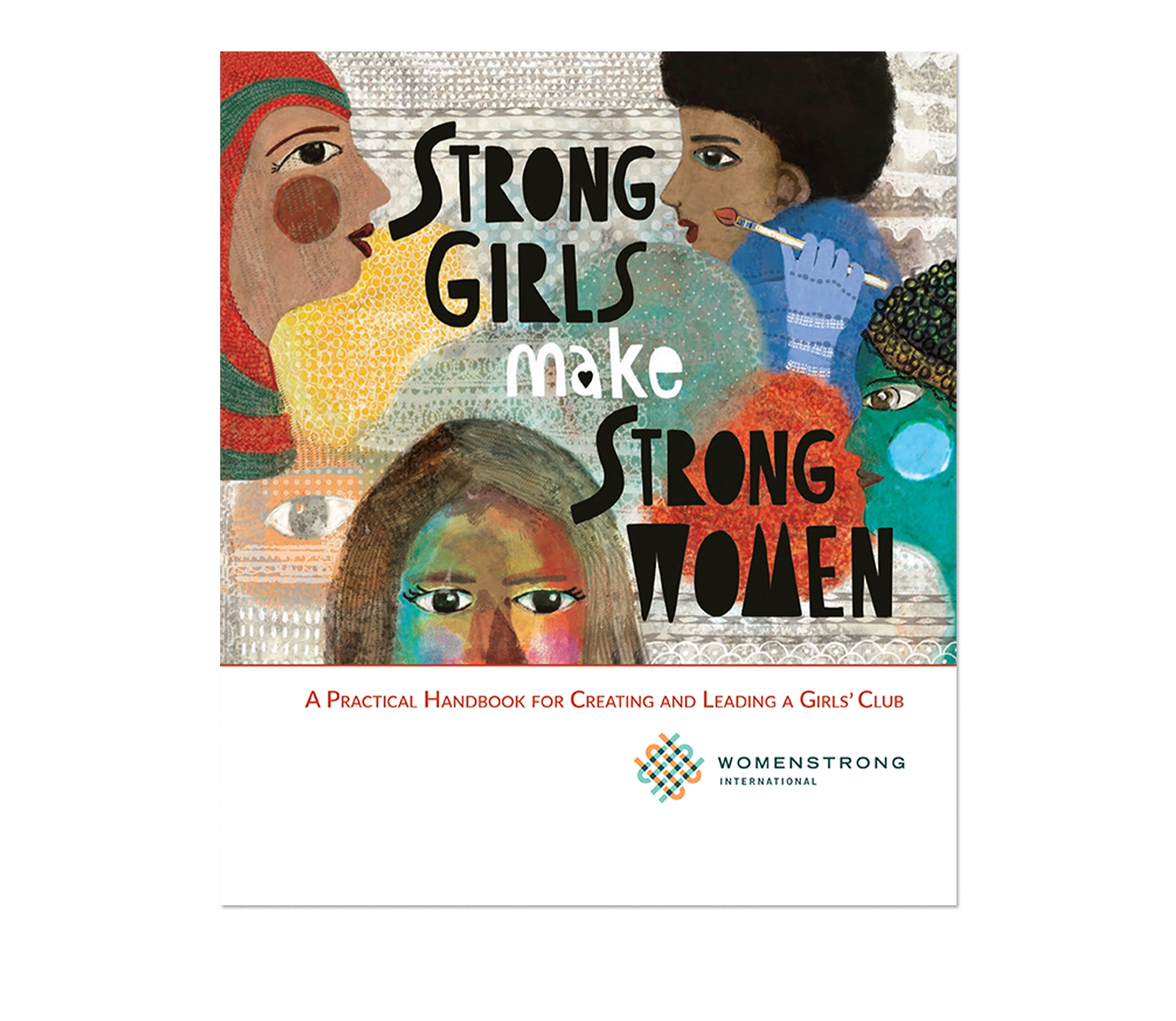 Illustration and jacket design by Karen Deans. ©WomenStrong International 2018 | All rights reserved.