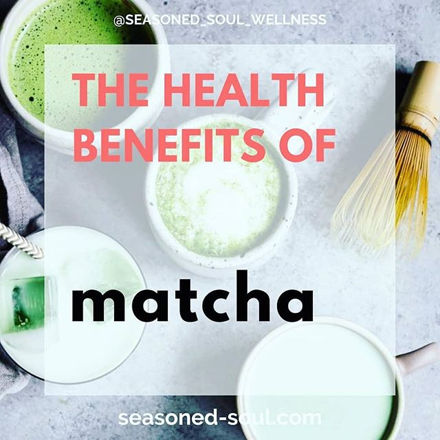 🍵 MATCHA 💚 Swipe to learn more and screenshot my recipe for Morning Moringa Matcha Elixir made with @jadeleafmatcha and @foursigmatic 🍄 👉🏼 Try it blended with ice too! What is your favorite brand + preparation? .. 💚Matcha has skyrocketed in popularity lately, with matcha shots, lattes, teas, and desserts appearing everywhere from health stores to coffee shops. But matcha is not just a fad! It has been traditionally cultivated and prepared for health for centuries. .. 🍵 Farmers grow matcha by covering their tea plants 20–30 days before harvest to avoid direct sunlight. This increases chlorophyll production, boosts the amino acid content and gives the plant a darker green hue. Once the tea leaves are harvested, the stems and veins are removed and the leaves are ground up into a fine powder known as matcha. .. 💚 When you add matcha powder to hot water to make tea, the tea contains all the nutrients from the entire leaf. It will tend to have more catechins and antioxidants than simply steeping green tea leaves in water. In fact, by one estimate, the number of certain catechins in matcha is up to 137 times greater than in other types of green tea. .. 🍵 An analysis of 15 different studies found that drinking green tea/matcha was associated with a decreased risk of liver disease. .. 💚 Matcha has been shown to improve attention, memory and reaction time. It also contains caffeine and L-theanine, which can improve several aspects of brain function. .. 🍵 Matcha contains a compound called L-theanine, which alters the effects of caffeine, promoting alertness and helping avoid the crash in energy levels that can follow caffeine consumption. L-theanine has also been shown to increase alpha wave activity in the brain, which may help induce relaxation and decrease stress levels. .. 💚 Matcha is especially high in epigallocatechin-3-gallate (EGCG), a type of catechin that has been shown to have powerful anti-cancer properties. In one study, green tea extract decreased tumor size and 