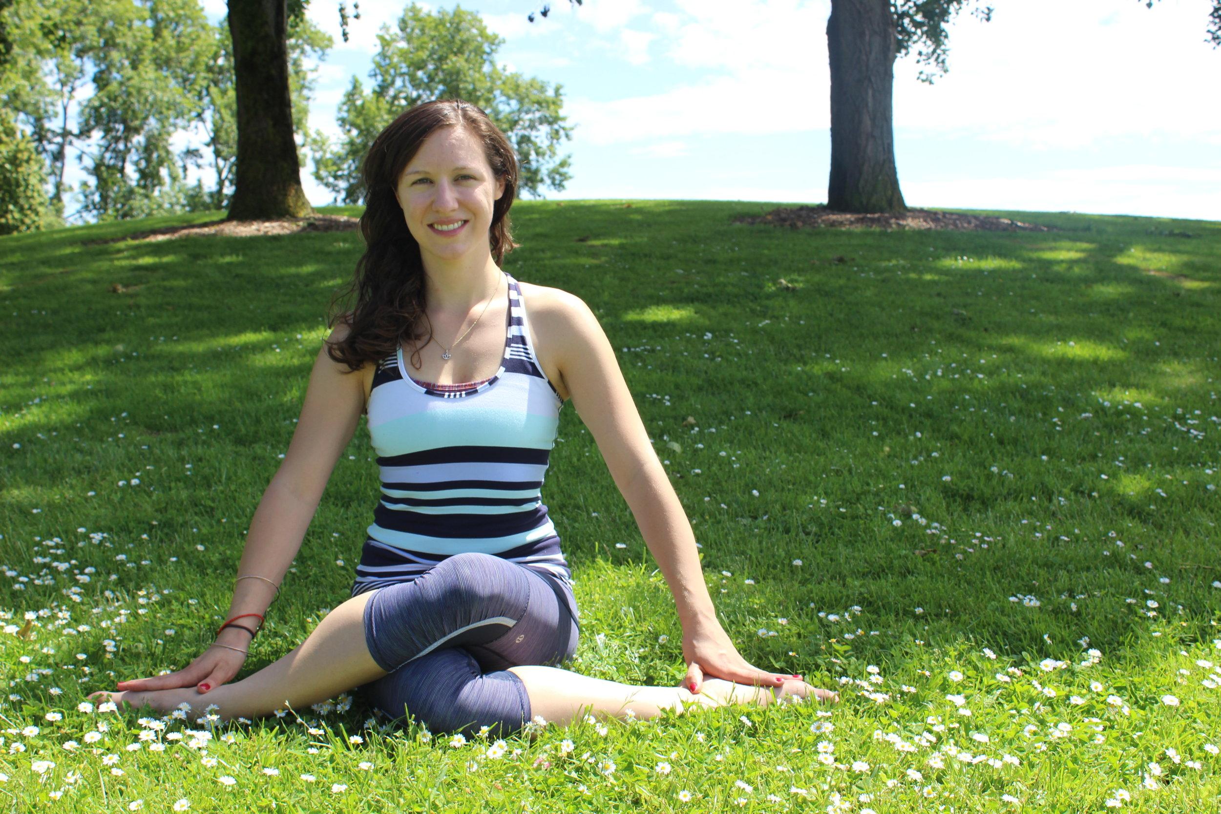 Tiffany Thomas yoga instructor long beach, ca