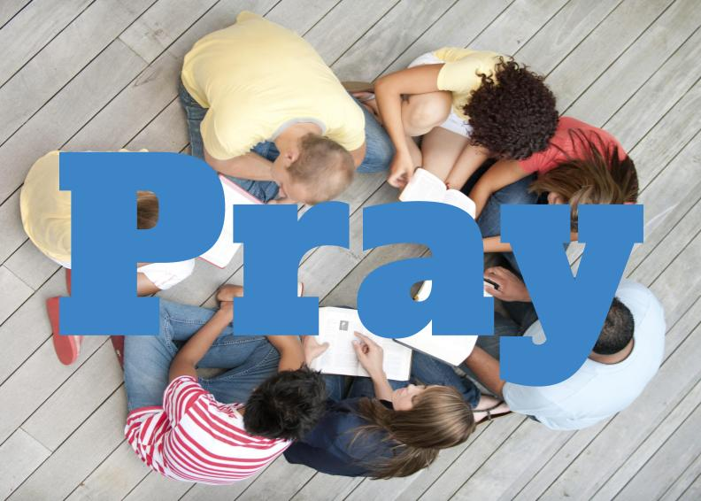 Our prayer experiences are creative and faith-filled. They meet students where they are at and are suitable for all faith levels.