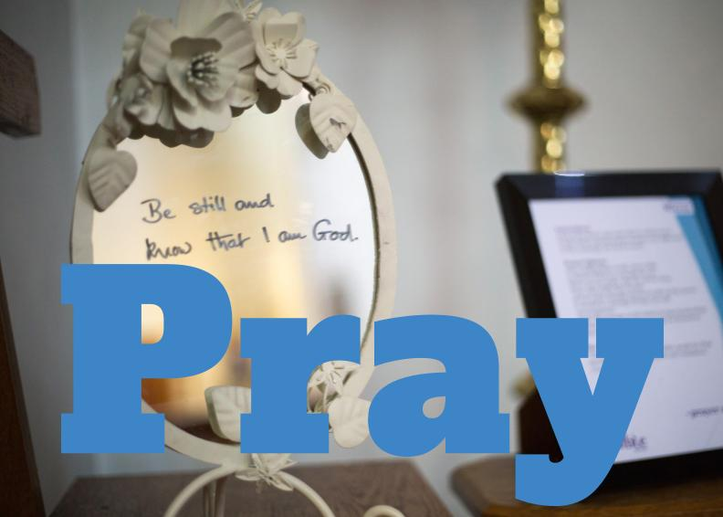 Creative Prayer Stations