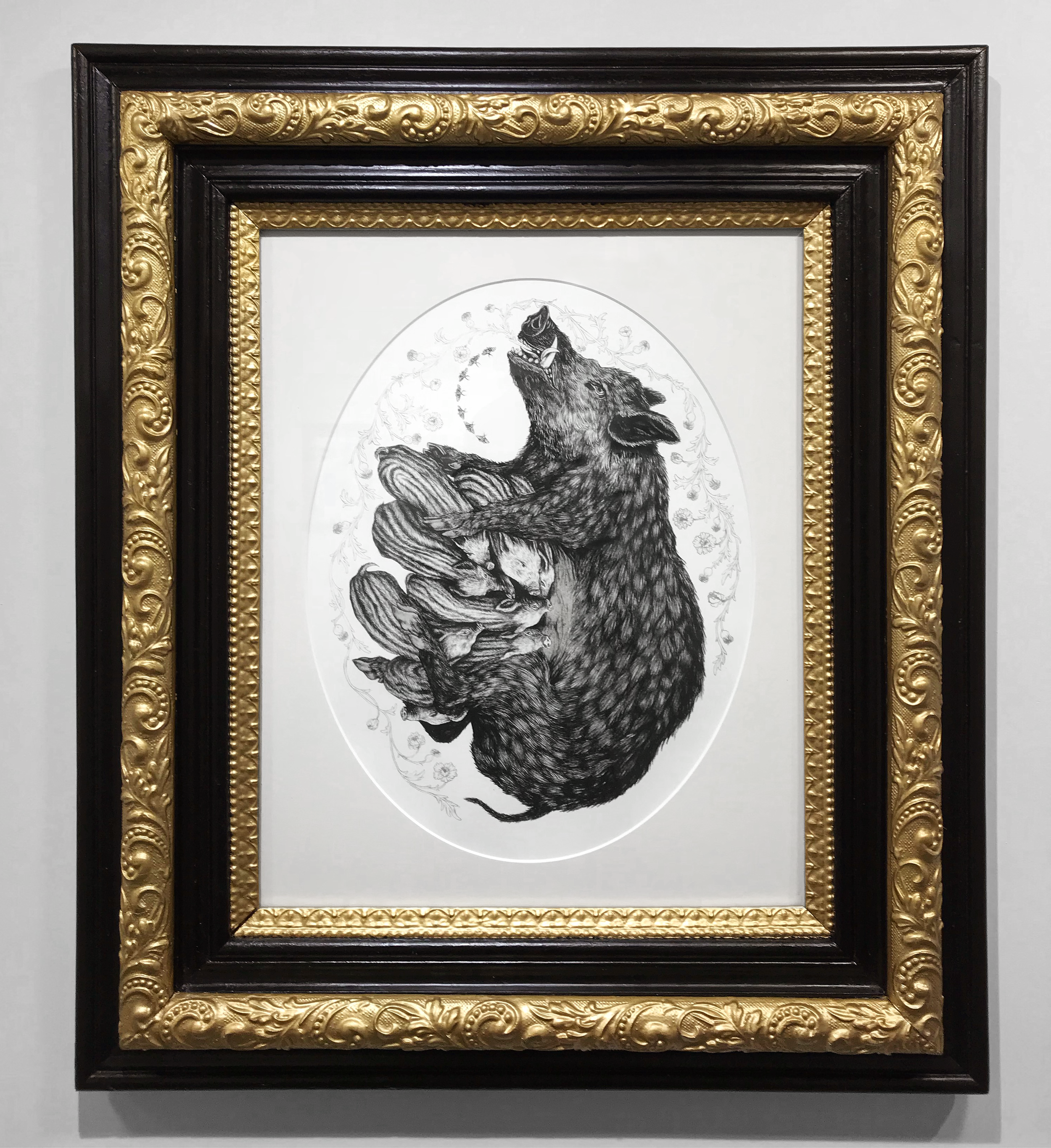 """Nature the Gentlest Mother  