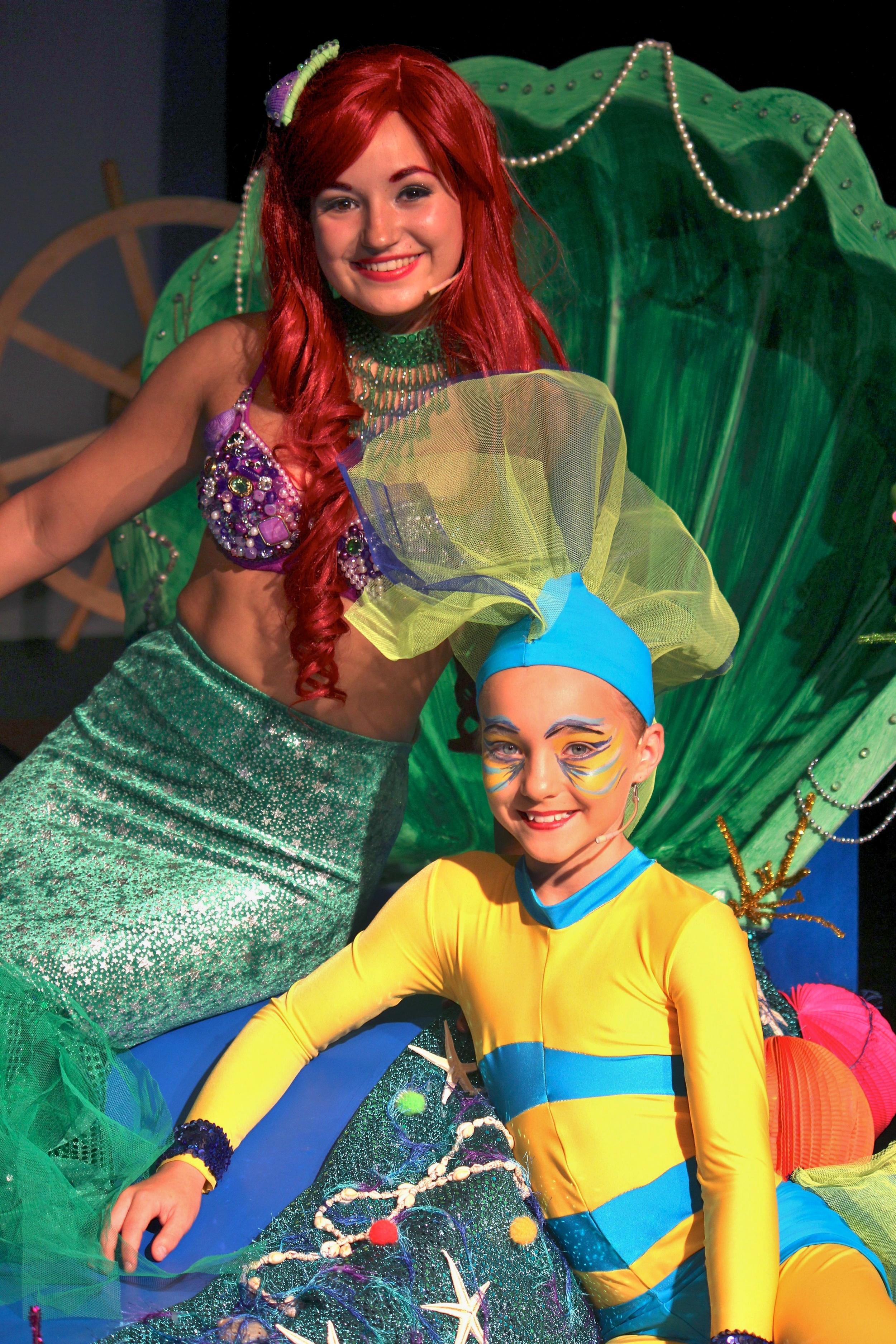 The Little Mermaid, 2013