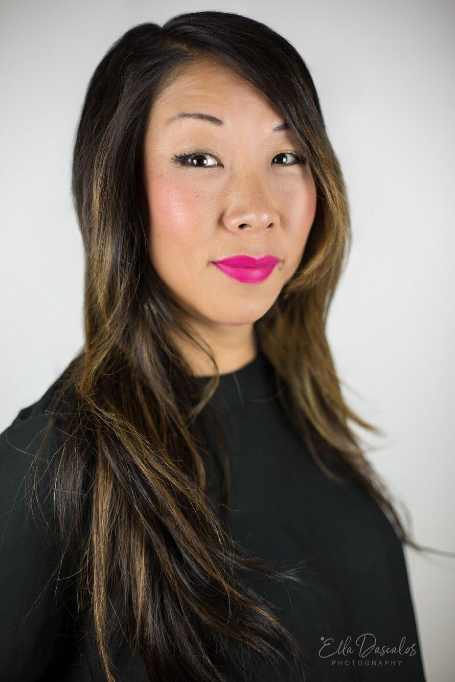 Anne Redureau, Executive Producer, Paper Fashion Show™  (2016-2018)   Photography by Ella Dascalos ∙  Ella Dascalos Photography