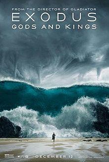 Exodus: Gods and Kings   (2014) dir. Ridley Scott Rated: PG-13 image:  © 2014  20th Century Fox