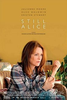 Still Alice   (2014) dir. Richard Glatzer & Wash Westmoreland Rated: PG-13 image: ©2014  Sony Pictures Classics
