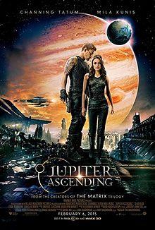 Jupiter Ascending   (2015) dir. Andy & Lana Wachowski Rated: PG-13 image: ©2015  Warner Bros. Pictures