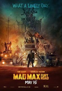 Mad Max: Fury Road   (2015) dir. George Miller Rated: R image:  ©2015  Warner Bros. Pictures