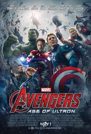 Avengers: Age of Ultron   (2015) dir. Joss Whedon Rated: PG-13 image:  ©2015  Marvel Studios