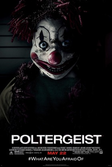 Poltergeist   (2015) dir. Gil Kenan Rated: PG-13 image:  ©2015  20th Century Fox