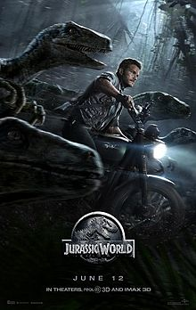 Jurassic World  (2015) dir. Colin Trevorrow Rated: PG-13 image: ©2015  Universal Pictures