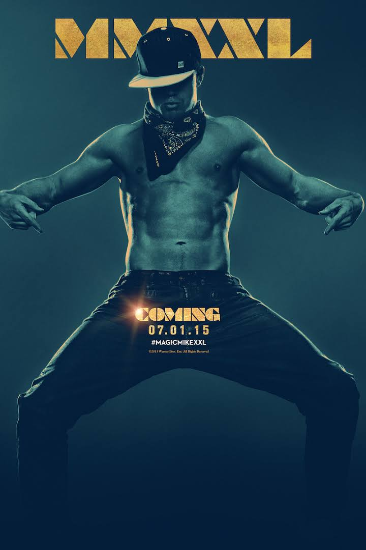 Magic Mike XXL  (2015) dir. Gregory Jacobs Rated: R image: ©2015  Warner Bros. Pictures