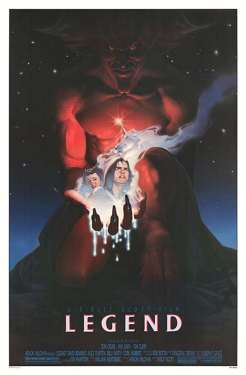 Legend   (1985) dir. Ridley Scott Rated: PG image:©1985  Universal Pictures
