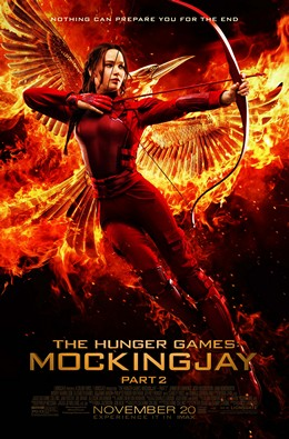 The Hunger Games: Mockingjay, Part 2   (2015) dir. Francis Lawrence Rated: PG-13 image:©2015  Lionsgate