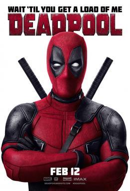 Deadpool   (2016) dir. Tim Miller Rated: R image:©2016  20th Century Fox