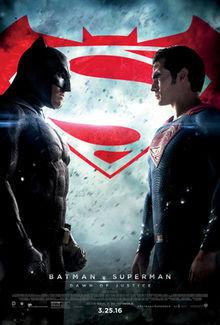 Batman v Superman: Dawn of Justice  (2016) dir. Zack Snyder Rated: PG-13 image:©2016  Warner Bros. Pictures