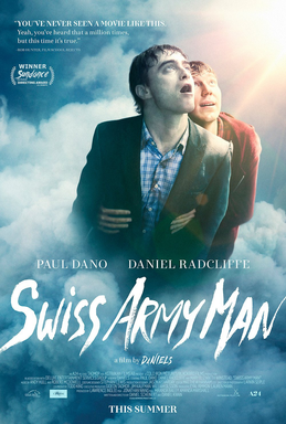Swiss Army Man   (2016) dir. Daniels Rated: R image: ©2016  A24