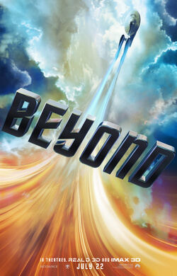 Star Trek Beyond   (2016) dir. Justin Lin Rated: PG-13 image: ©2016  Paramount Pictures