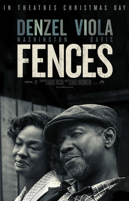 Fences   (2016) dir. Denzel Washington Rated: PG-13 image:©2016  Paramount Pictures