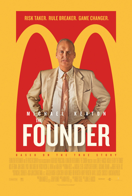 The Founder   (2016) dir. John Lee Hancock Rated: PG-13 image:©2016  The Weinstein Company