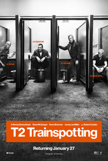 T2 Trainspotting   (2017) dir. Danny Boyle Rated: R image: ©2017  TriStar Pictures
