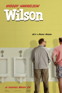 Wilson   (2017) dir.  Craig Johnson  Rated: R image: ©2017  Fox Searchlight Pictures