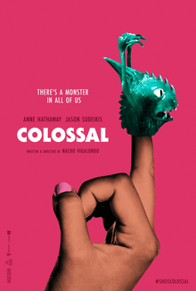 Colossal   (2017) dir.  Nacho Vigalondo  Rated: R image: ©2017  Neon