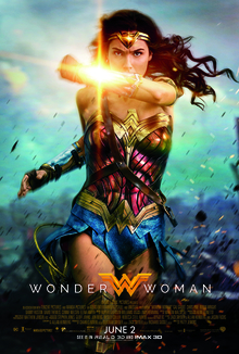 Wonder Woman   (2017) dir. Patty Jenkins Rated: PG-13 image:©2017  Warner Bros. Pictures