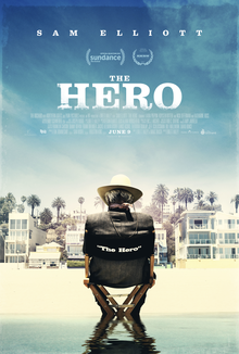 The Hero   (2017) dir. Brett Haley Rated: R image: ©2017  The Orchard